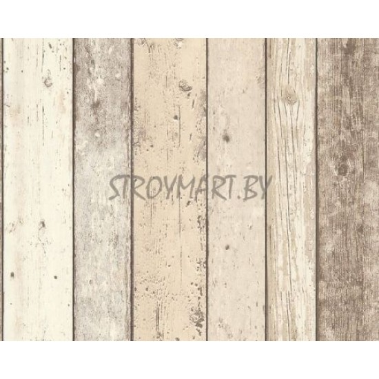 8951-10 Обои AS Creation Best of Wood and Stone